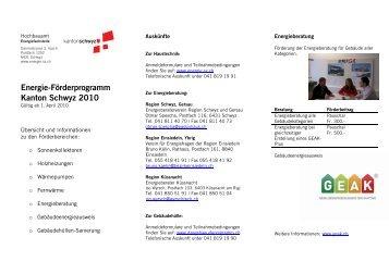 Informationsbroschüre als PDF (493 KB) - Erdgas Obersee AG