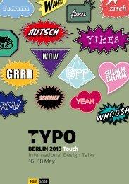 Lade das Programmheft runter (PDF 4,5 MB) - TYPO International ...