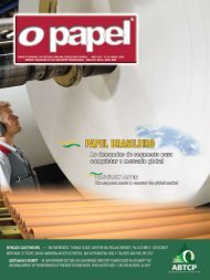 ABTCP Section - Revista O Papel