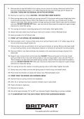 Fitting Instructions Range Rover Classic Coil Spring Installation Kit - Page 2