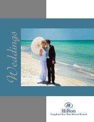 Weddings - Longboat Key Hotels
