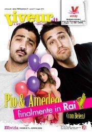 Pio e Amedeo: il nostro debutto in Rai - Viveur
