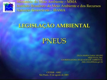 Ministério do Meio Ambiente – MMA Instituto Brasileiro do ... - ASEC