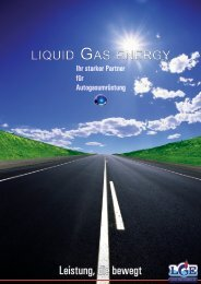 4,80 € Autogas - Liquid Gas Energy AG
