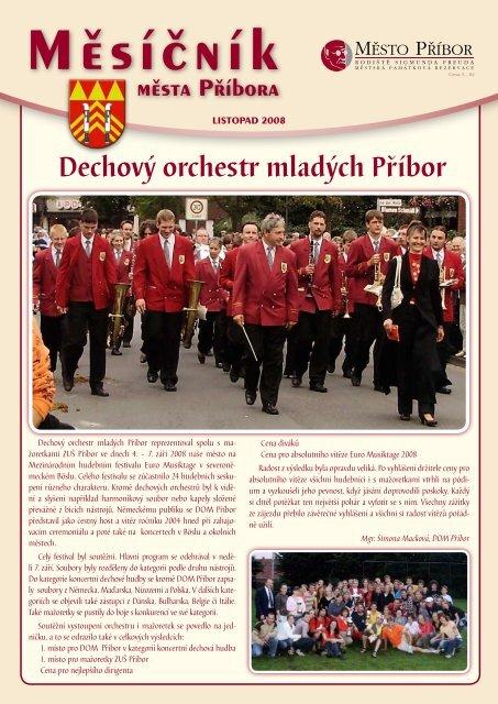 listopad 2008 - PDF ke stažení - Fpavelka.com