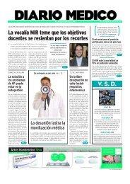 DM 16/12/2011 - Diario Médico
