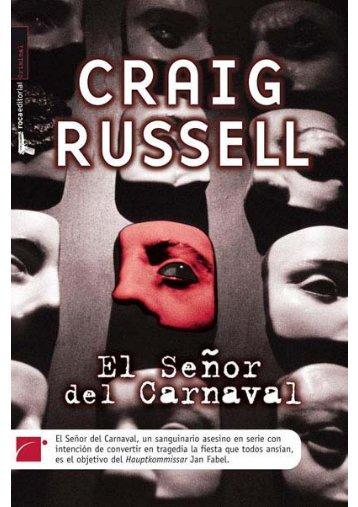 Lee el principio de El señor del carnaval - Roca Editorial