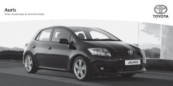 Auris - Toyota