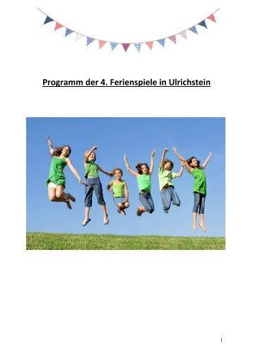 Anmeldung - Ulrichstein