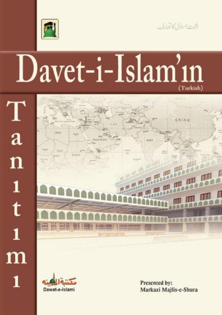 Davet-i-Islam'ın Tanıtımı - Dawat-e-Islami