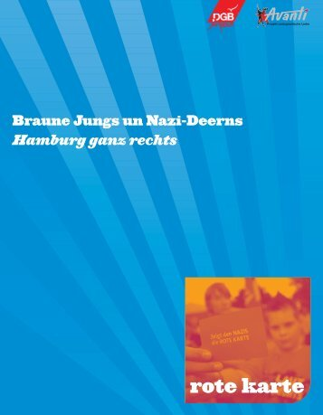 Hamburg ganz rechts - DGB Jugend
