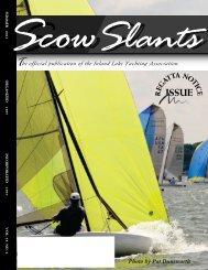Summer 2011 - Inland Lake Yachting Association