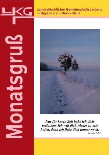 Monatsgruß Dezember 2011 / Januar 2012 - ww.lkg-naila.de