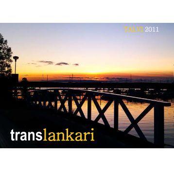 translankari - Tampereen yliopisto