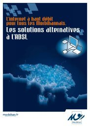 Notice explicative - Conseil général du Morbihan