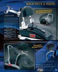 Backrests & Racks - Rute66
