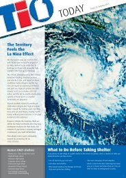 What to Do Before Taking Shelter The Territory Feels the La ... - TIO