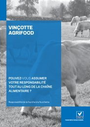 VINÇOTTE AGRIFOOD