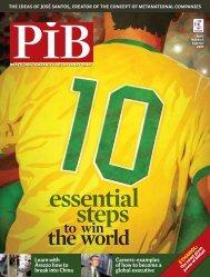 Essential Steps - Revista PIB