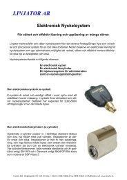 Elektronisk Nyckelsystem