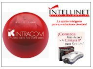 Camara IP para Red - IC Intracom