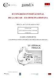 documentacion - Ex officina hispana