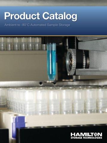 Product Catalog - Hamilton Robotics