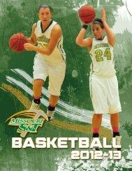 2012-13 Media Guide - Missouri S&T Athletics