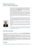 Leistungsangebot H Services DRG & Coding Services - H Focus AG - Seite 4