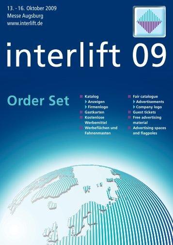Gastkarten/Guest Tickets - Interlift