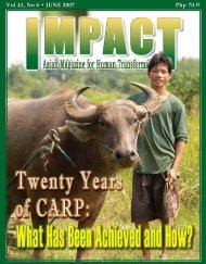 June 2007 - IMPACT Magazine Online!