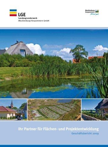 Ihr Partner für Flächen- und Projektentwicklung - LGE ...