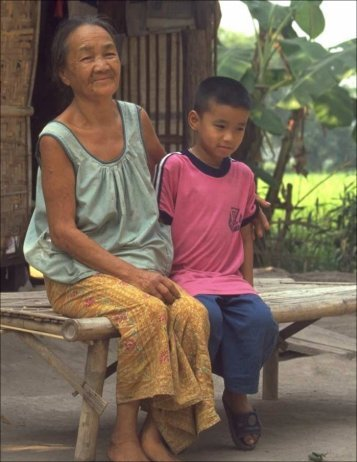 The Future of Population in Asia: HIV/AIDS in Asia - East-West Center