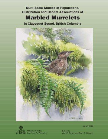 Multi-Scale Studies of Populations, Distribution and Habitat ...