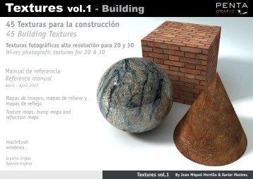 Textures vol.1 - Building - Strata