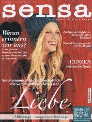 in sensa 2012-01, erschienen im Januar 2012