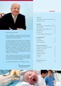 Nahe am Menschen - Evangelisches Diakoniekrankenhaus - Seite 3