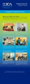DCPCA's Medical Homes DC program is made possible in part by ... - Page 6
