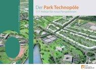 Der Park Technopôle - Metz Métropole Développement
