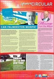 Square Circular June 2013 - Palmerston North City Council