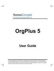 OrgPlus 5 - Computershare Governance Services