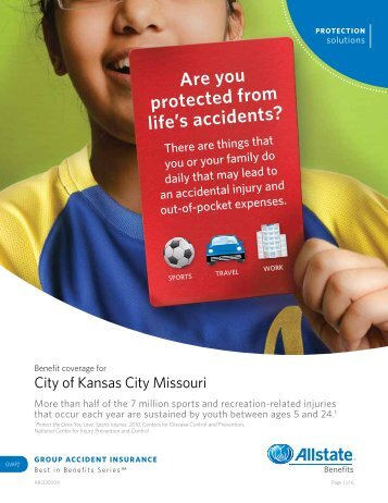 Are you protected from life's accidents? - Allstate Benefits