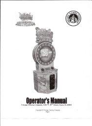 The Big One Manual