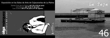 Exposición en las Salas de Arte de Cajacanarias de La Palma
