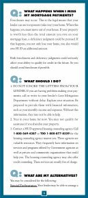HOW TO AVOID FORECLOSURE - HUD - Page 3