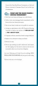 HOW TO AVOID FORECLOSURE - HUD - Page 7