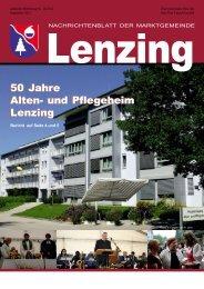 Gemeindezeitung September 2012 (3,65 MB) - Lenzing