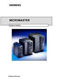mıcromaster - Teknika Otomasyon