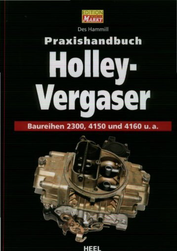 Holley-Vergaser - Boote-Forum