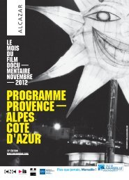 programme provence alpes cote d'azur - Le Mois du Film ...
